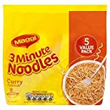 Maggi 3 Minute Curry Noodles 5 per pack