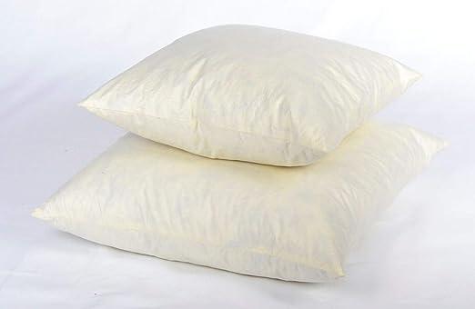 Relleno de cojín 40 x 40 cm de algodón con 100 ...