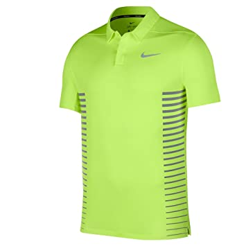 4c1e213d33c1d Amazon.com : Nike Dri Fit Print Golf Polo 2018 : Clothing