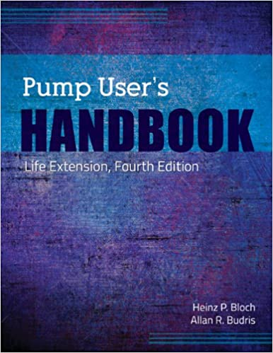 PUMP USERS HANDBOOK: LIFE EXTENSION, 4th Edition