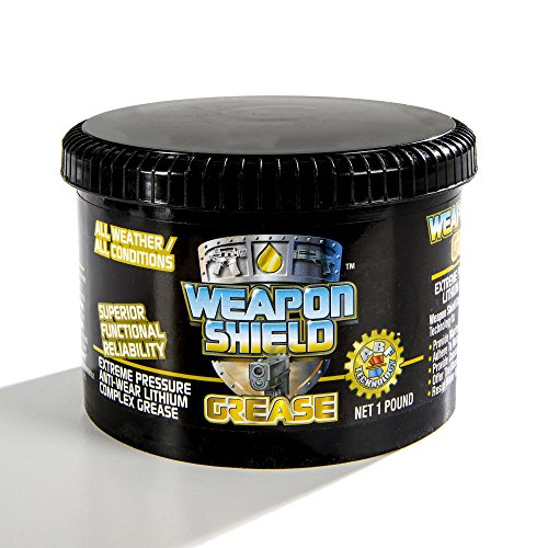 Steel Shield Weapon Shield Grease - 1 lb. Tub