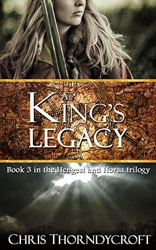 Hengest (Lost Sagas Book 1)