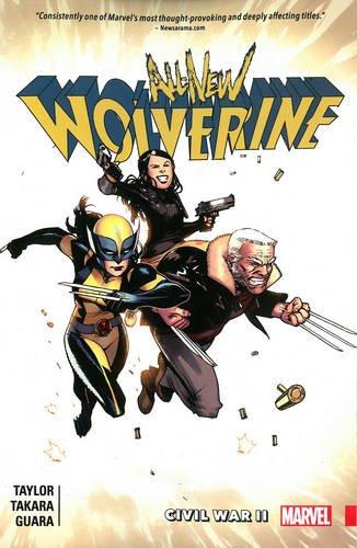 All-New Wolverine Vol. 2: Civil War II pdf