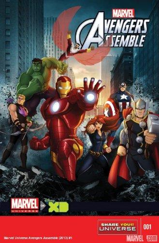 Univers Marvel Avengers # 1