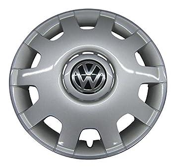 Recambios y Accesorios Originales Volkswagen Tapacubos de rueda VW Golf 4 Bora para llanta de 14 Pulgadas: Amazon.es: Coche y moto