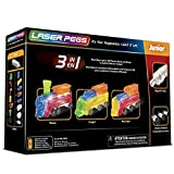 Laser Pegs Trains 3-In-1 Building Set Building Kit