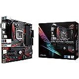 ASUS ROG STRIX B250G GAMING LGA1151 DDR4 HDMI DVI M.2 Micro-ATX Motherboard with USB 3.1