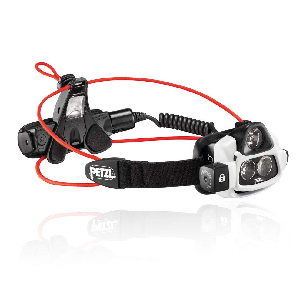 SS19 Petzl NAO-Plus Rechargeable Headlamp