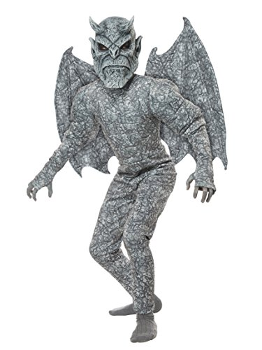Ghastly Gargoyle Boys Costume Gray]()