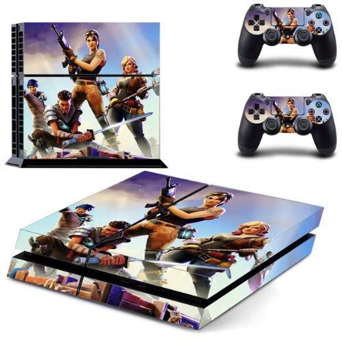 Stickers For Fortnit Ps4 Skin Classic Pvc Sticker Cover For
