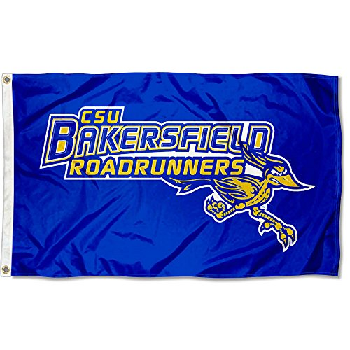 College Flags and Banners Co. Cal State Bakersfield Road Runners Flag