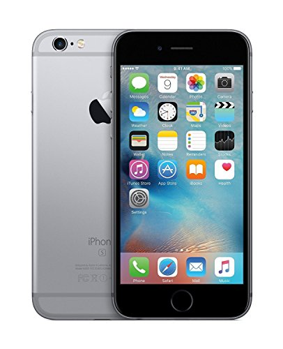 Apple iPhone 6s, Boost Mobile, 32GB - Gray (Renewed)