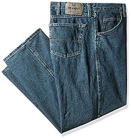 Wrangler Authentics Mens Big & Tall Classic Regular-Fit Jean