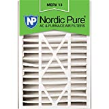 Nordic Pure 16x25x5ABM13-1 Merv 13 Air Bear Replacement