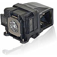 Projector Lamp for Epson Home Cinema 2030/600, EX7230 Pro, EX7235 Pro, EX5220, EX5230 Pro, VS330/VS335W, PowerLite X17/97/98/99W, Litance ELPLP78/V13H010L78 Bulb Replacement