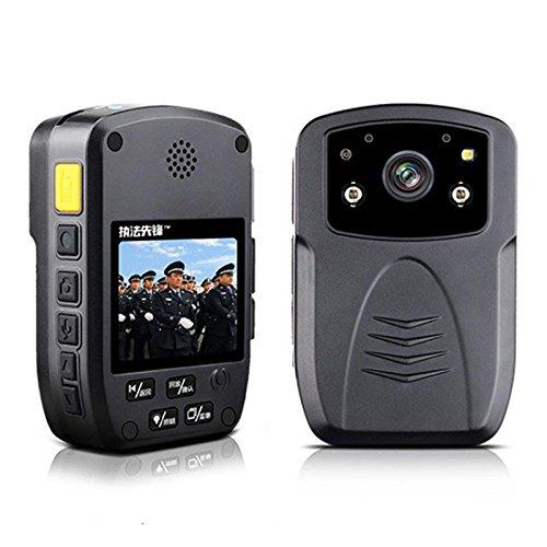 BOBLOV D800 32G 1080P HD Camcorder IR Night Vision Camera Police Person Body Portable Voice Recorder