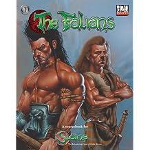 Slaine: The Falians - The Tribe Of Shadows