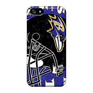 Iphone 5/5s Covers Cases - Eco-friendly Packaging(baltimore Ravens)