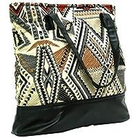 BALACHIA luxury handbags women large capacity casual bag ladies Pu leather office tote bagsTop-handle Handbags, work school Shoulder Bag