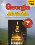 Georgia CRCT Test Prep: 7th Grade Social Studies