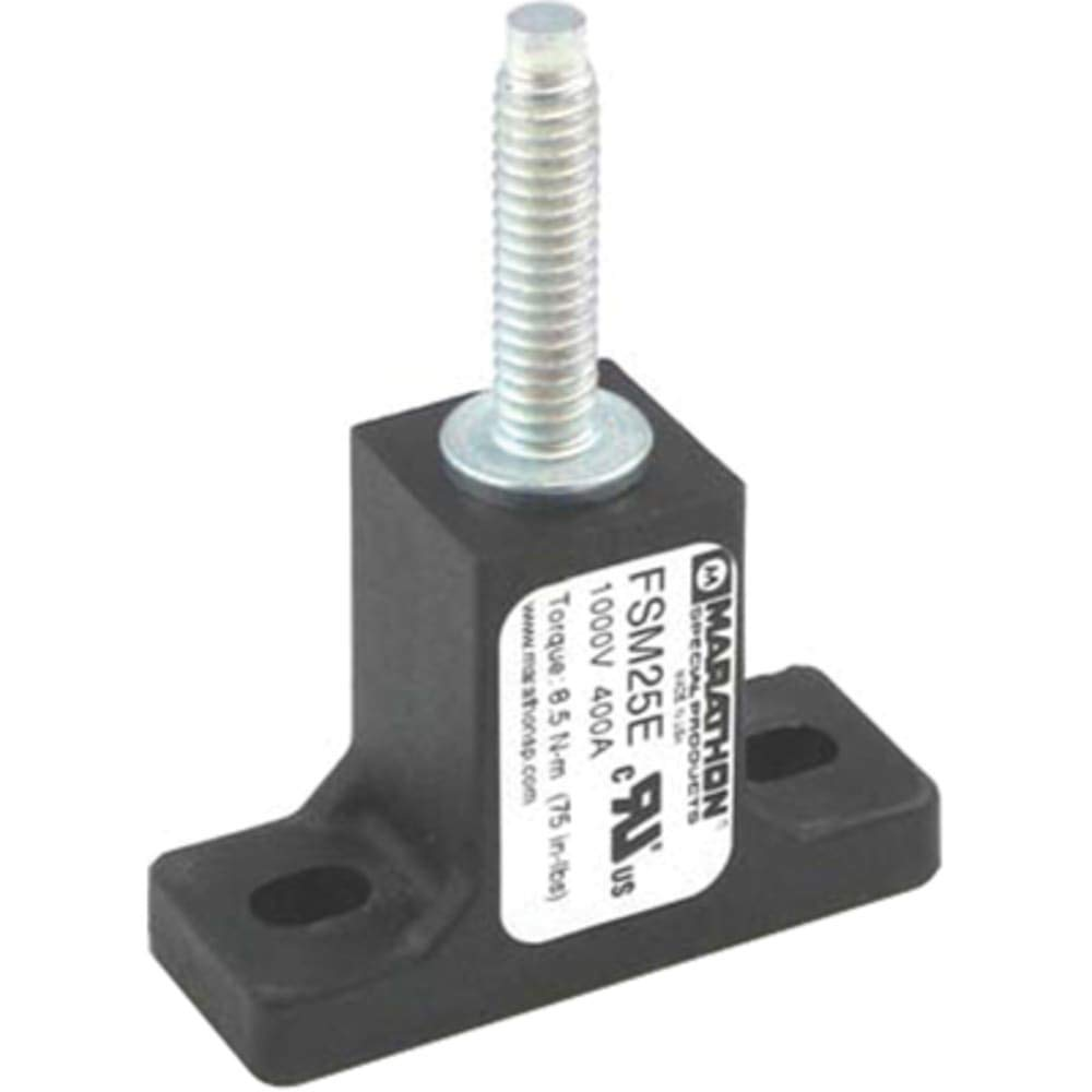 Semi Conductor Fuse Holder; 400A; 1000V Pack of 2
