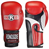 Ringside's totally redesigned Super Bag Gloves incorporate shock-absorbing Injected Molded Foam Technology padding system. Providing ultimate protection and comfort when hitting the bags during your boxing training and cardio - endurance workout. Thi...