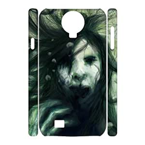 Ghost Brand New 3D Cover Case for SamSung Galaxy S4 I9500,diy case cover ygtg547632