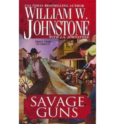 Download Savage Guns (Thorndike Large Print Western Series) pdf epub