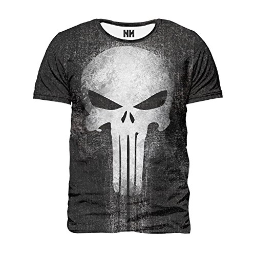 Noorhero T-Shirt Herren - The Punisher