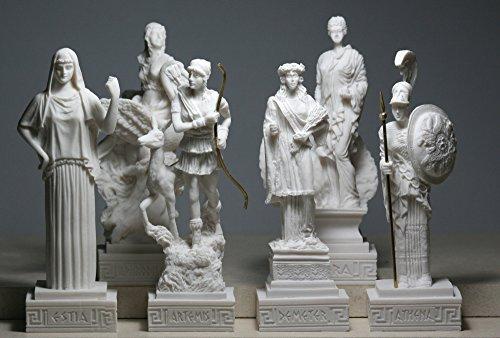 ia Aphrodite Hera Athena Artemis Demeter Statue Figure ()