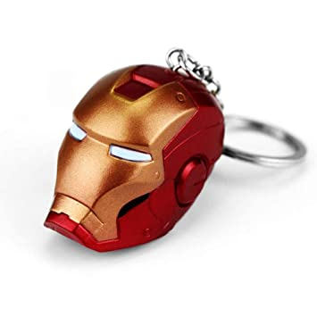 Amazon.com: GFDay The Avengers Marvel 3D Iron Man Mask ...