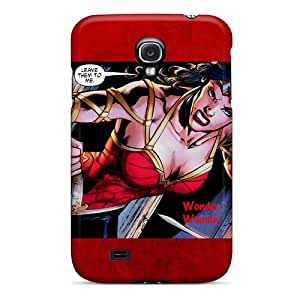 New Cute Funny Wonder Woman Case Cover/ Galaxy S4 Cases Covers
