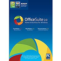 Microsoft 8131548 Office Suite 2.0 with Everything PDF and Logo Design (CD)