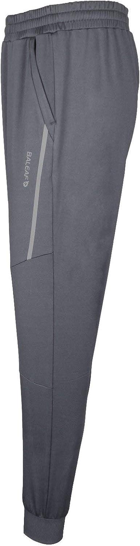 BALEAF Youth Boys Sweatpants Fleece Lined Athletic Jogger Pants Zipper Pockets