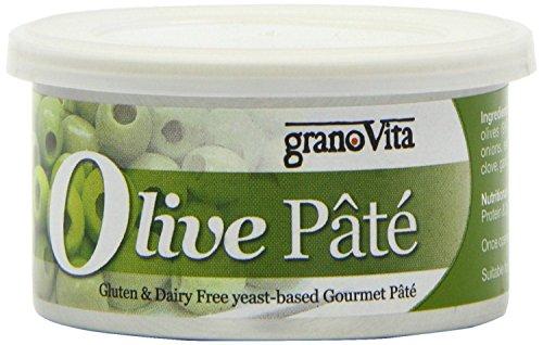 Granovita Olive Pate in Tin 125g ()