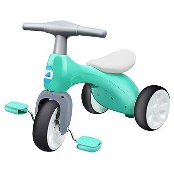 ZWX Triciclo para niños, Andador para niños Equilibrio ...