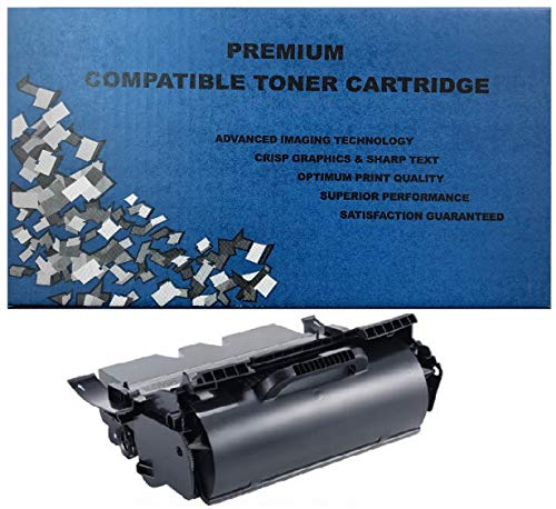 - ALL CITY USA REMANUFACTURED Toner Cartridge Replacement for IBM INFOPRINT 1532/1552/1570/1650 (Black) HIGH Yield