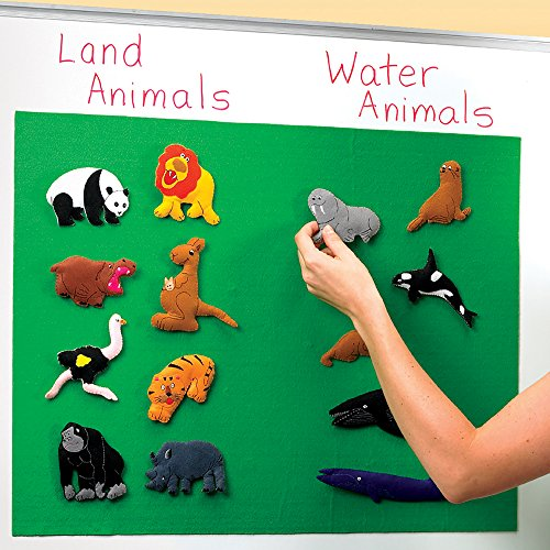 (Educational Insights Quick Stick Instant Flannel Board)
