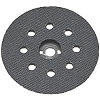 Metabo Steunplaat met klittenband (Ø 122 mm, hardheid: middelhard, uitvoering: geperforeerd, geschikt voor: SXE 125…