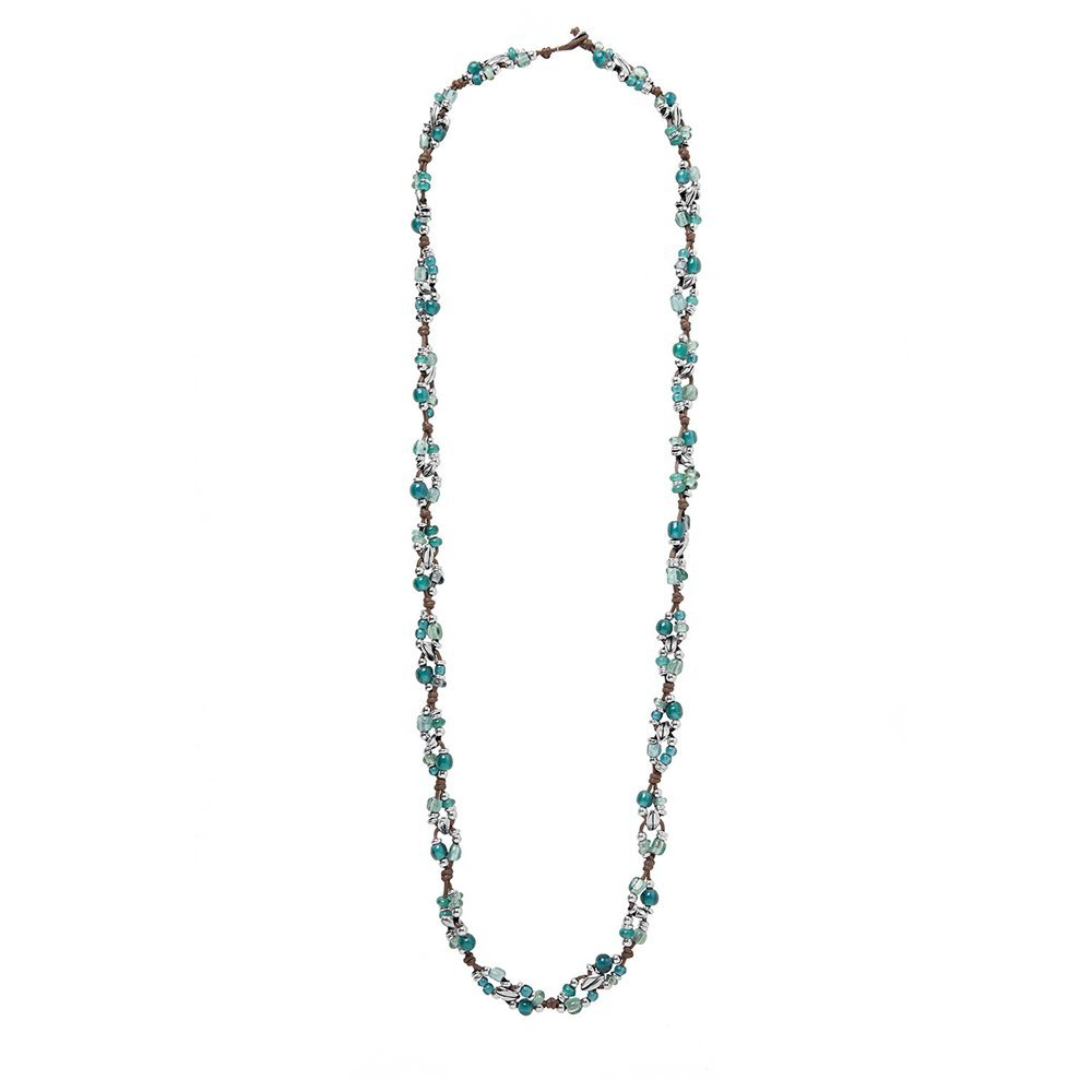 Uno de 50 necklace AT DOWN COL1192VRDMTL0U