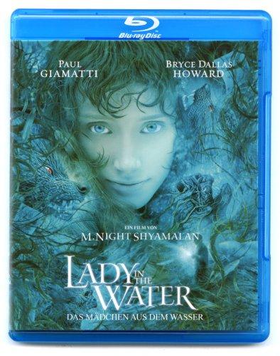 Lady in the Water - Das Mdchen aus dem Wasser [Blu-ray] [Import allemand]