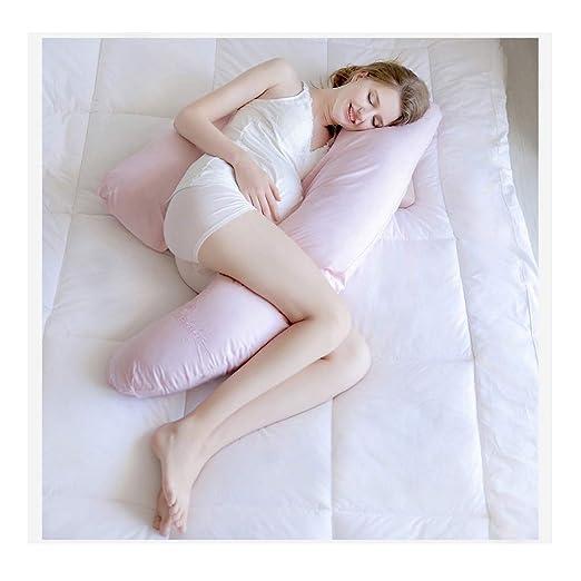 Pillow Almohada THBEIBEI de Fibra de algodón Peinado para ...