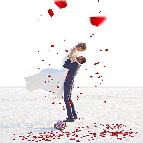 Naler-2000pcs-Red-Artificial-Silk-Rose-Petals-for