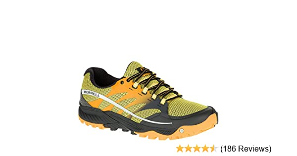 merrell trail glove 4 break in yellow
