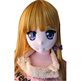 G-Aisling 160cm (26.5lb) Japanses Handmade Fabric Real Life Szie Full Body Love Dolls With Silicone Vaginal For Men