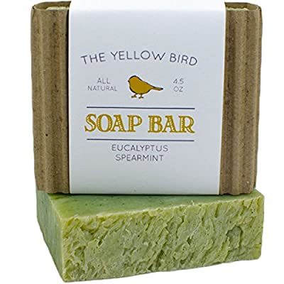 The Yellow Bird Shampoo Bar from The Yellow Bird