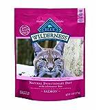 Blue Buffalo Wilderness Grain Free Dry Cat Food, Salmon Recipe, 11-Pound Bag, My Pet Supplies