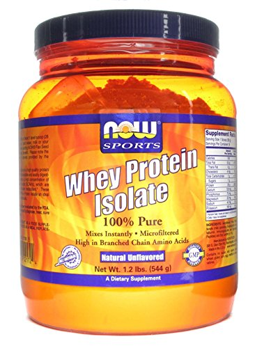 Whey Protein Isolate 100% Pure...