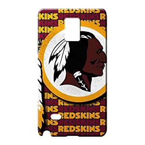samsung note 4 cover PC phone Hard Cases With Fashion Design phone covers washington redskins nfl football