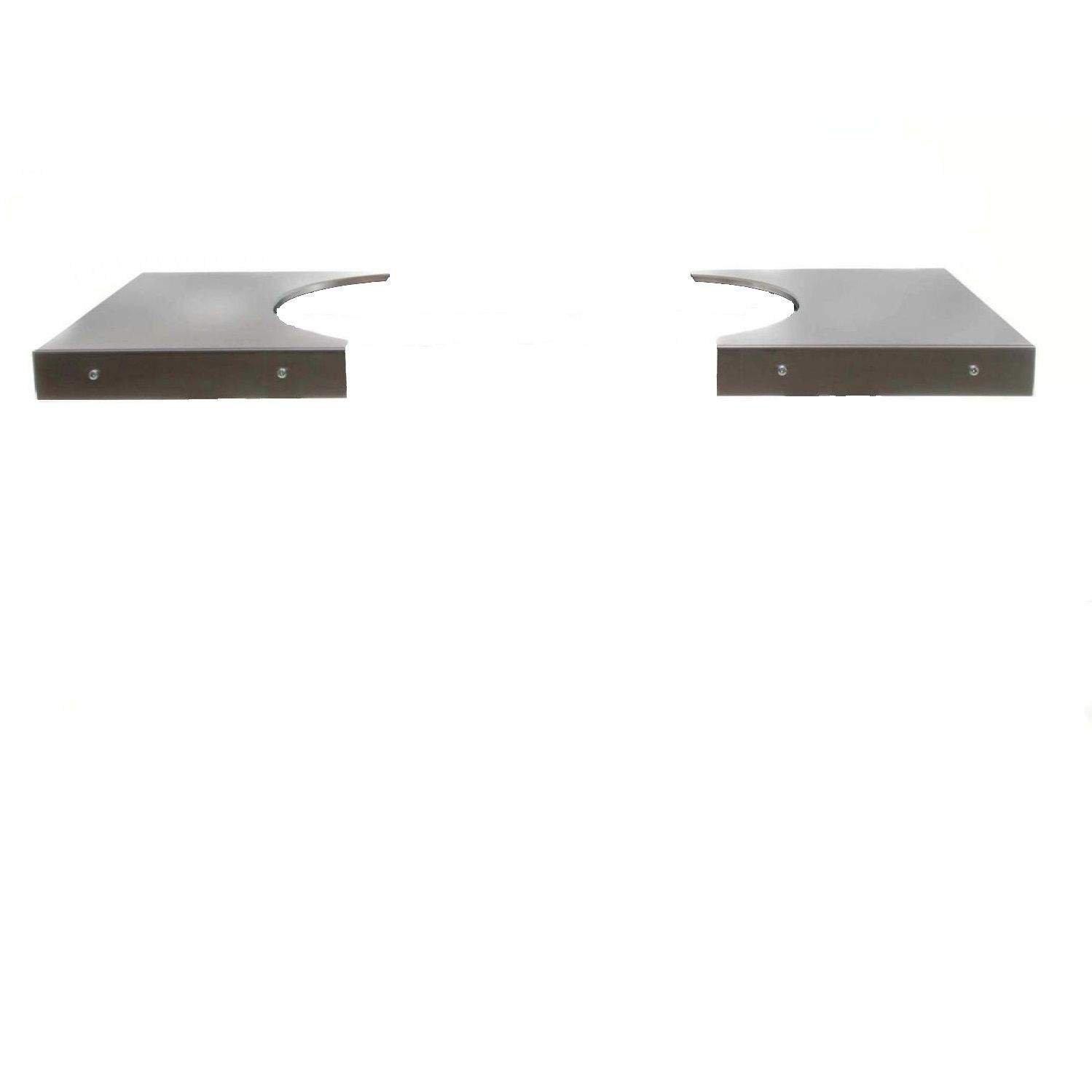 Primo 369 Grill Shelves, Silver